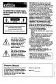 Handycam CCD-TR101 Manual, Page 2