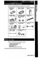 Sony Handycam CCD-TR101 Camcorder Manual, Page 5