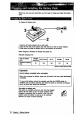 Sony Handycam CCD-TR101 Camcorder Manual, Page 6