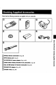 Page 5 Preview of Sony Handycam CCD-TR28 Operation manual