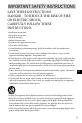 Sony HANDYCAM CX550V Camcorder, Page 3