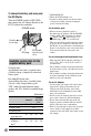 Page 10 Preview of Sony Handycam HDRSR11 Operating manual