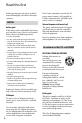 Sony HDR-TD30V Camcorder, Digital Camera Manual, Page 6