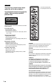 Page #2 of Sony PDW-510 Manual