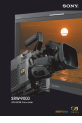 Page 1 Preview of Sony SRW-9000 Brochure & specs