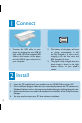 Preview Page 4 | Philips SA5000 MP3 Player Manual