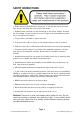 Blizzard Lighting HUSH PAR Infiniwhite 500 Page 4