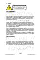 Blizzard Lighting HUSH PAR Infiniwhite 500 Page 7