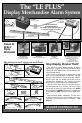 Page #1 of Se-Kure Controls LE PLUS Manual