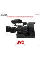 JVC GY-HD250U - 3-ccd Prohd Camcorder | Page 1 Preview