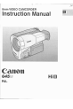Canon G 45 Hi Manual, Page #1