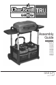 Preview Page 1 | Char-Broil 8401504 Grill Manual