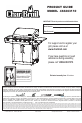 Char-Broil 463263110 Page 1