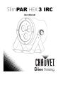 Chauvet SlimPAR Hex 3 IRC | Page 1 Preview