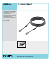 Coby HDMI06