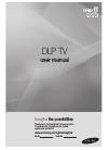 Samsung 650 Series Operation & User's Manual 131 pages