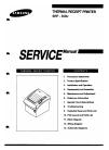 Samsung SRP-350U Service Manual 95 pages