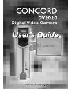 Concord Camera DV2020