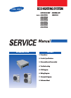 Samsung AE090JXYDEH Service Manual 86 pages