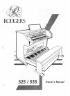 Rodgers 525
