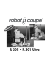 Robot Coupe R 301 Ultra