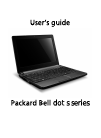 Packard Bell DOT S series Operation & User's Manual 107 pages