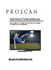 ProScan PLDED4022-UK