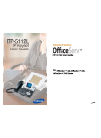 Samsung ITP-5112L Operation & User's Manual 51 pages
