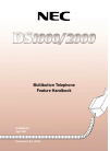 NEC DS2000 IntraMail Feature Handbook 116 pages