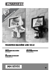 LIVARNO LUX LSHB 150 A1 Operating Instructions Manual 40 pages
