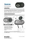 M-LOCKS Euroline EC10-40 Technical Manual 6 pages