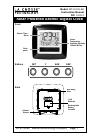 La Crosse WT-8112U-BK Instruction Manual 6 pages