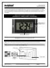 La Crosse 519-1416 Instruction Manual 9 pages