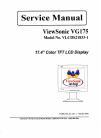 Viewsonic Monitor Manuals Guidessimo Com