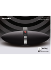 Bowers & Wilkins Zeppelin Air Connectivity Manual 8 pages