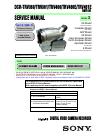 Sony DCR-TRV360 - Digital Video Camera Recorder
