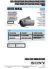 Sony Handycam DCR-SR32E