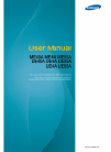 Samsung ME40A Operation & User's Manual 211 pages