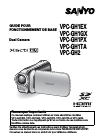 Sanyo VPC-GH2 - Full HD 1080 Video