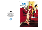 Nokia 8260 - Cell Phone - AMPS Operation & User's Manual 153 pages
