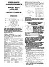 Citizen CTZ-B6813 Instruction manual