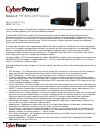 CyberPower 649532010066