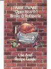 Farberware Open Hearth 455A Use And Recipe Manual 27 pages