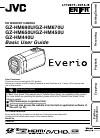 JVC EVERIO GZ-HM690U