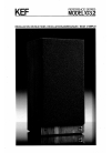 KEF 103.2 Installation Instructions Manual 7 pages