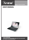 IVIEW 700NB Operation & User's Manual 23 pages