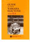 Yamaha Disklavier E3 Manual