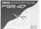 Yamaha Portatone PSR-47