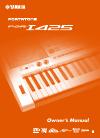 Yamaha PortaTone PSR-I425