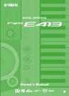 Yamaha PSR-E413